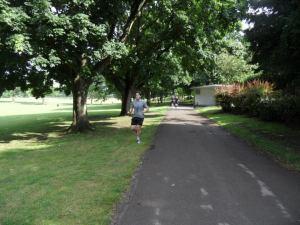 Park run